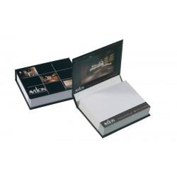 Sticky notes box  με σκληρό  κάλλυμα