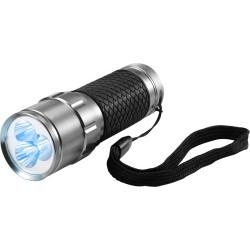 Μεταλλικός φακός LED € 5,60