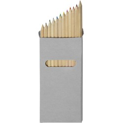 Σετ από 12 χρωματιστά μολύβια € 0,90