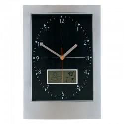 Ρολόι τοίχου με ένδειξη τάσης καιρού  € 13,00