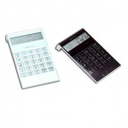 Αριθμομηχανή με ημερολόγιο, ρολόι και  θερμόμετρο € 5,80