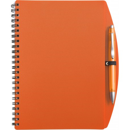 Notebook Α5  με στυλό € 2,20