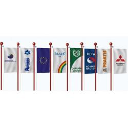 Εταιρικές & διαφημιστικές σημαίες