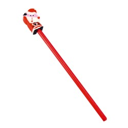 Χριστουγεννιάτικο μολύβι Άγιος Βασίλης  € 1,30