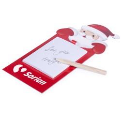 Χριστουγεννιάτικο μαγνητικό μπλοκ €0,90