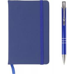 Notebook A6 + στυλό € 4,10