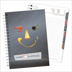 Διαφημιστικό Ημερολόγιο ημερήσιο σπιράλ