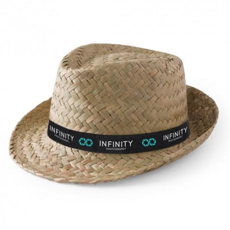 Ψάθινο καπέλο '' Zelio''  € 1,90