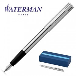 Waterman Hemisphere Essential stainless steel fountain pen € 58,00