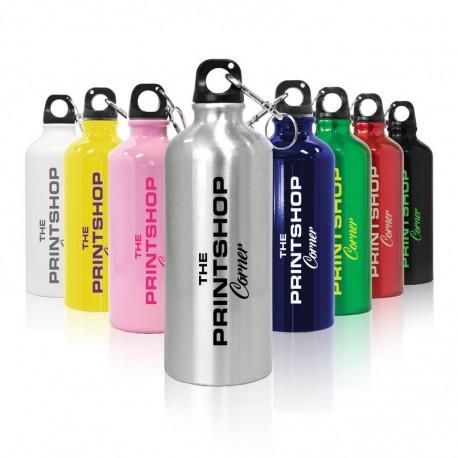 Μεταλλικό Sports bottle 750ml € 3,40