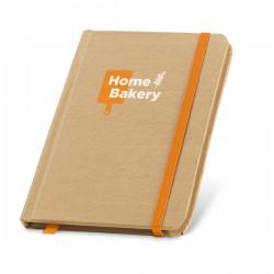 Οικολογικό note book 100X140mm € 1,22