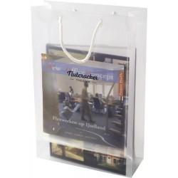 Διαφανή τσάντα  συνεδρίου € 1,20