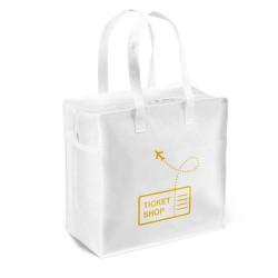 Τσάντα ταξειδίου Arasta  με trolley band € 2.80