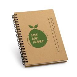 Οικολογικό notepad Rock με μαγνήτη για στυλό € 3,21