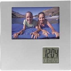 Κορνίζα, ρολόι, θερμόμετρο, ημερολόγιο € 5,90