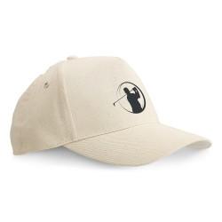 Οικολογικό καπέλο canvas Bailey € 1,40