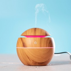 Ηλεκτρικός διαχυτής αρώματος - υγραντήρας Festok  € 14,50