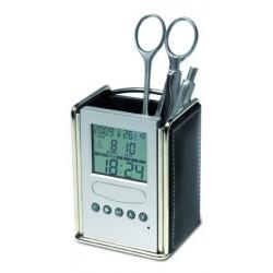 Διαφημιστική μολυβοθήκη ρολόι